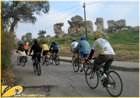 "<font color=""#008000""><strong>The cyclist from Ahqelon are touring the city and drive through the National Park. Critical Mass ashqelon are closing the year 2009. Click here to <a href=""http://streamer.co.il/live/?file_id=498"">watch the special Clip</a>.<a href=""http://streamer.co.il/gallery/cat/critical_mass_ashqelon_-_dec__9/""> Photos</a> and <a href=""http://streamer.co.il/news/view/150/"">article</a> </strong></font>"