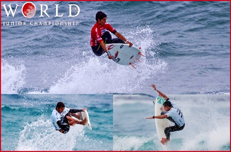 "The world junior championship in sydney Australia is one of the most important competitions in the world The winners (Next pro Generration) gets a free ticket to the WQS. <a href=""http://streamer.co.il/news/view/154/""><strong>More detalis here</strong></a>"