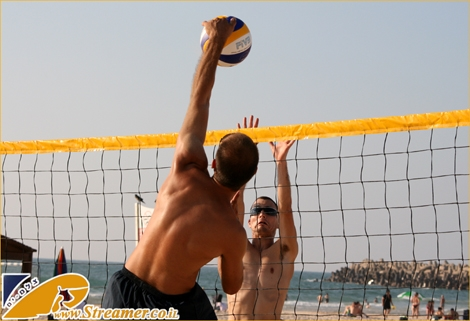 "<div align=""center""><strong>Volley Ball at Dalila beach Ashqelon July 23rd 2010. Watch the new photo Gallery - Click on main photo</strong><br /></div>"