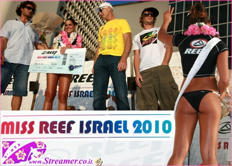 "<div align=""center"" style=""background-color: #ffffff""><font color=""#b700b7""><strong>Sofir Uliel is the big winner of Miss Reef competition in Israel. Click here to <a href=""http://streamer.co.il/gallery/cat/miss_reef_israel_2_1__-_27_august_2_1_/"">watch the photo Album</a> and click here to <a href=""http://streamer.co.il/clips/view/89/"">watch the Sexy Clip</a>... ;-)</strong><br /></font></div>"