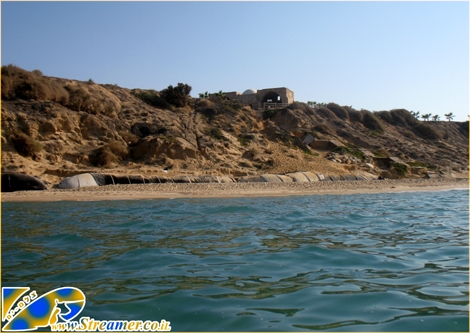 "<strong>View from sea level to Kever Ha-Sheich beach in Ashqelon, Israel. click here Watch the <a href=""http://streamer.co.il/live"">panoramic clip 14.11.2010</a></strong>"