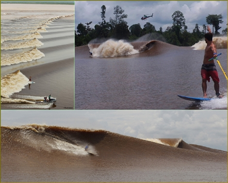 "<font color=""#333333""><strong>Insane footage captured by the Rip Curl team at &ldquo;<font color=""#ff0000"">The Seven Ghosts</font>&rdquo; Tidal Bore in Indonesia. check out these unbelievable <a href=""http://streamer.co.il/news/view/243/"">photos and read the article</a>.</strong></font>"