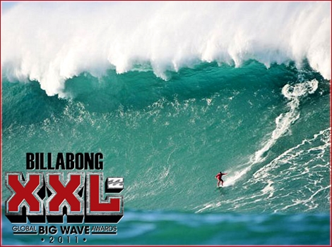 "<font color=""#333333""><strong><font color=""#ff0000"">Monster waves...!</font> The Billabong XXL Ride of the year awards gives respect  to those brave surfers who dare to conaure the highest wet peaks. Click here to <a href=""http://streamer.co.il/news/view/245/"">read the article</a> watch photos and Videos</strong></font>"