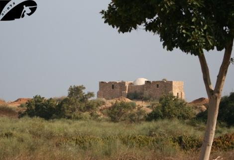 Kever Sheich Awad , Ashqelon