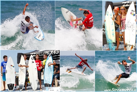 "<font color=""#333333""><strong>The second summer round of the Billabong Juniors pro was held in Herzlia. Click here to <a href=""http://streamer.co.il/news/view/265/"">read the coverage article</a> and watch celected photos from the event</strong></font>"