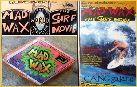 "<font color=""#003366""><strong>Let's make a short leap in time...Backwards, to the year 1987. In the Cult surfing film &quot;<font color=""#FF0000"">Mad Wax</font>&quot;, Ross Clarck jones finds a magic wax that can take him in time and to places with awsome waves. Click here to <a href=""http://streamer.co.il/articles/view/108/"">read the article</a></strong></font>"