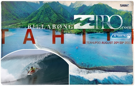 "<font color=""#003366""><strong>Billabong Pro Tahiti is warming Tihapu tube's engine. The competition will be broadcasted live between 20th-31st August. <a href=""http://streamer.co.il/news/view/269/"">Click here for more details</a></strong></font>"