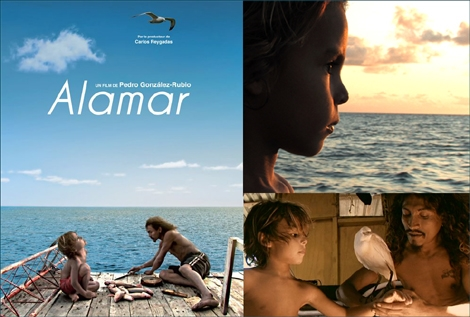 "<font color=""#003366""><strong>Sometimes all you need to ease your soul is to go the sea... or instead watch the Mexican movie <font color=""#FF0000"">Alamar</font>. This movie reflects the everlasting bond between men and nature and the cycle of generations. <a href=""http://streamer.co.il/articles/view/115/"">Click here to read/watch</a></strong></font>"