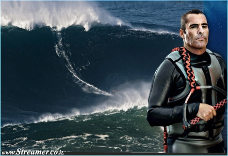 "<font color=""#003366""><strong>Big-wave surfer <font color=""#FF0000"">Garrett McNamara</font> has broken the record for the biggest wave ever ridden, 90 ft. (30 meters) at Nazar&eacute;, Portugal. Click here to<a href=""http://streamer.co.il/news/view/288/""> read the article</a> and watch the spactacular videos</strong></font>"