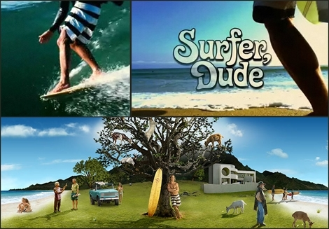 "<font color=""#003366""><strong><font color=""#ff0000"">Surfer Dude</font> is a cool movie about a surfer... A wave twisting tale of a soul searching surfer experiencing an existential crisis. <a href=""http://streamer.co.il/articles/view/117/"">Click here for review and watch the film</a></strong></font>"