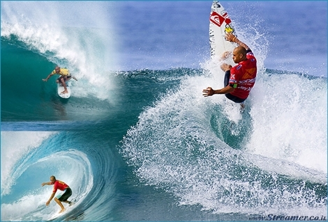 "<font color=""#003366""><strong><font color=""#d60000"">A perfect 10</font> is the ultimate surfing goal in competition.&nbsp; If there's a ranking for the surfers who've had the most 10-point rides,  then <font color=""#d60000"">Kelly Slater</font> would be on top. <a href=""http://streamer.co.il/clips/view/106/"">Click here to watch the Ten best 10 point rides clip collection</a></strong></font>"