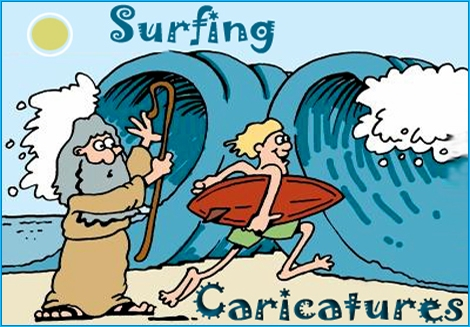 "<font color=""#003366""><strong><font color=""#c10000"">Drawing smiles with surfing caricatures</font>:-)  When you want to express reality in a humoristic way, the caricatures  are the best most funny way to do so. Click here to watch the <a href=""http://streamer.co.il/articles/view/122/"">surfing caricatures collection</a>:-)</strong></font><br />"