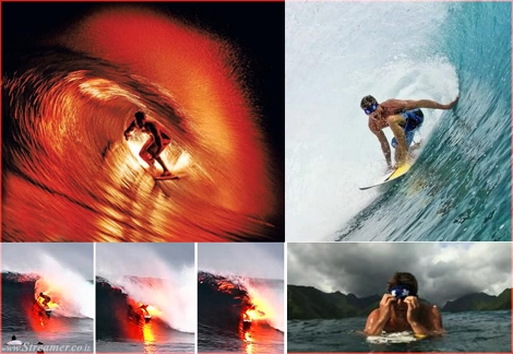 "<font color=""#003366""><strong><strong>Surfing Teahupoo blind folded or surfing with a flaming flare at the tail of your surfboard...!? </strong><strong>At the next article and presented clips, </strong></strong></font><font color=""#c14d00""><strong><font color=""#003366""><strong><font color=""#c10000"">Bruce Irons goes Wild...!!!</font> <a href=""http://streamer.co.il/clips/cat/bruce_irons_gone_wild/"">Click Here</a>.</strong></font><br /></strong></font>"