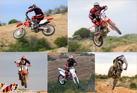 "<font color=""#003366""><strong><font color=""#b70000"">Lots of Action at the Motocross course at the North of Ashqelon.</font> On every weekend the local riders gather at the course and demonstarte High jumps and stylish  wippings on the sandy ramps. Click on main photo to watch the Motocross album from Friday <a href=""http://streamer.co.il/gallery/cat/motoric_album/#"">24.02.2012</a></strong></font>"