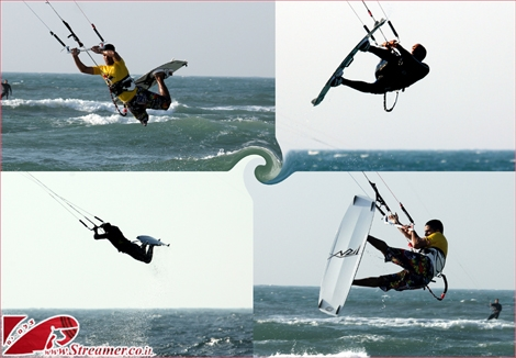 "<font color=""#003366""><strong>Since the start of March, The Northern winds are frequently blowing on the shores of Ashqelon. The local Kite Surfers are having sometime to spread their wings and fly... Click on main photo to watch the full kitesurf album from Friday <a href=""http://streamer.co.il/gallery/cat/removed_albums_from_kyte-surf_categories#kite"">09.03.2012</a></strong></font>"