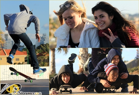 "<font color=""#003366""><strong>The local skateboarders are sooo cool, extremely funny and godd friends of mine. Click on main photo to watch the short album from Saturday <a href=""http://streamer.co.il/gallery/cat/new_year_at_the_skatepark_with_team_gilis#17"">17.03.2012</a> at Skatepark Ashqelon</strong></font>"