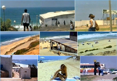 "<font color=""#003366""><strong><font color=""#8e0000"">&quot;The Puncture&quot; is an amusing short film that was filmed by Gil Haim on the year of 1996 at Gute beach</font> Ashqelon. Apart for the funny  script, in this video are some rare footage from a long lost  mythological beach. Almost 20 years has past and the beach looks totally  different today. Thanks to the documentation of Gil we can enjoy&nbsp; the  good memory:) <a href=""http://streamer.co.il/clips/view/110/"">Click here to watch</a>. </strong></font>"