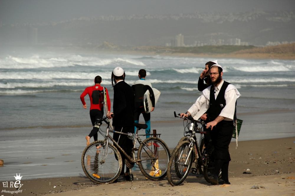 למה ישראל זו מדינה מיוחדת ? כי את זה לא תראו בשום מקום אחר בעולם.