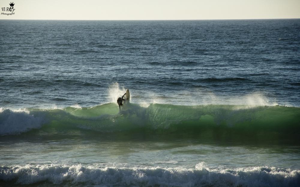 פרייה גרנדה. המקומיים עושים את שלהם. פורטוגל 2013.